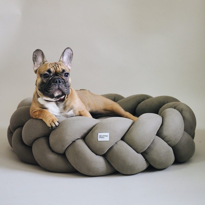 Dog bed Pony kolosony khaki