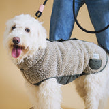 Dog vest Pony lambony green