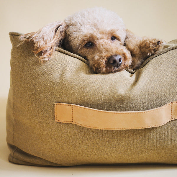 Dog bed Pony trampliny ochre