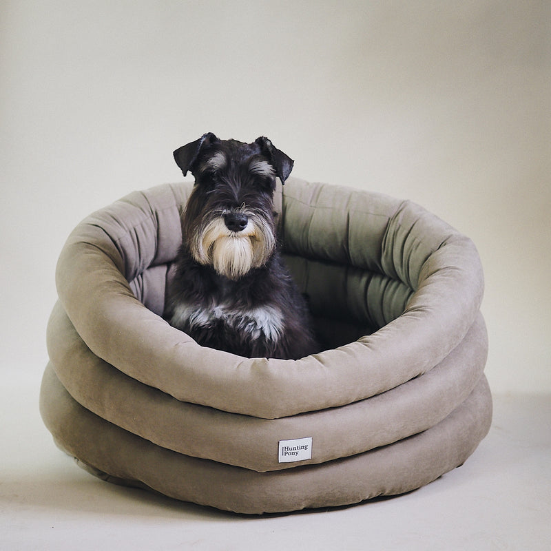 Dog bed Pony cloud dark