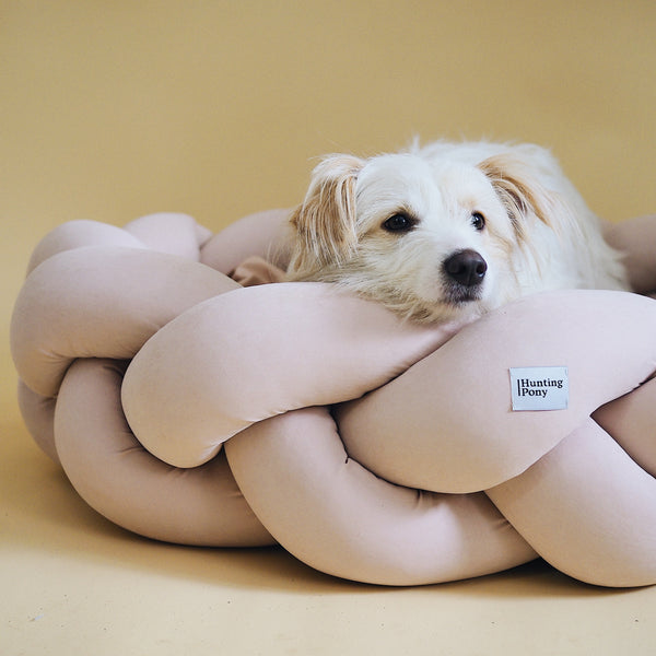 Dog bed Pony kolosony pink