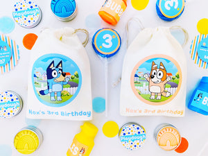 Bluey Party Bag