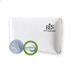 BLS Gel Dough Solid Memory Foam Pillow
