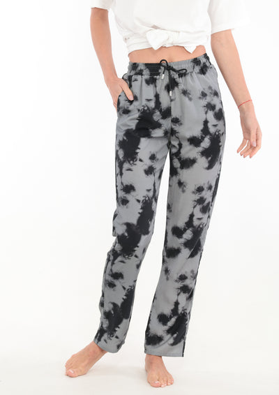 le-boubou-cloud-pant-luxury-loungewear-woman-front