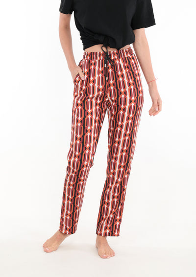 le-boubou-pampa-pant-luxury-loungewear-woman-front