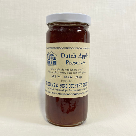 Dutch Apple Preserves