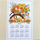 Calendar-Towels-Bicycle-Floral-close-up.jpg