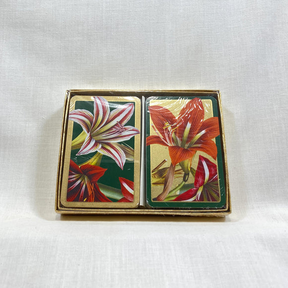 Playing-Cards-Amaryllis-set-of-2-decks-7.5-oz-size-4.75x3.75.jpg