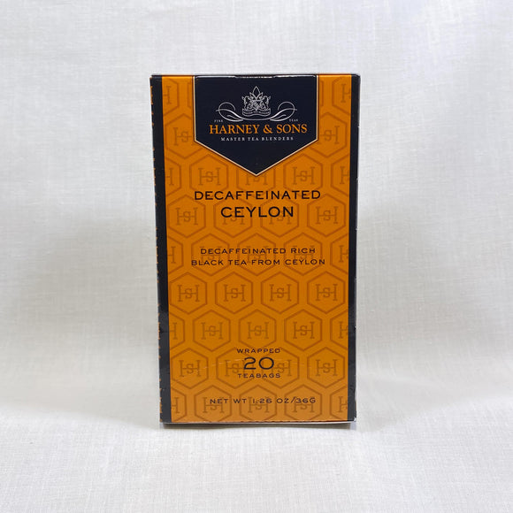 Harney Decaffeinated Ceylon