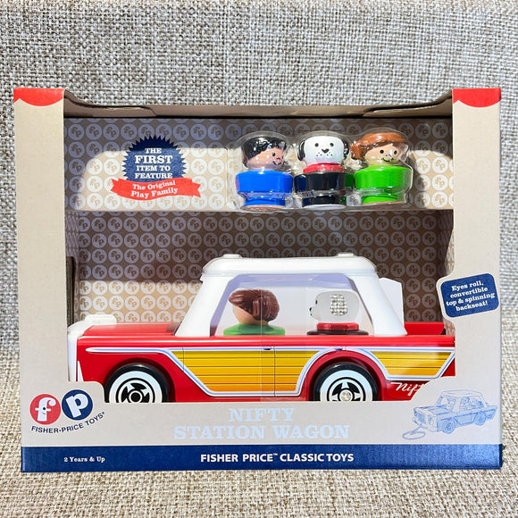 Fisher Price Nifty Station Wagon