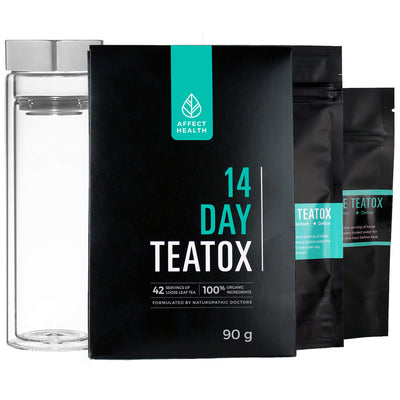 14 Day Teatox Kit - Affect Health