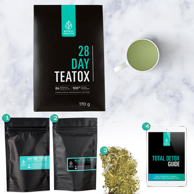 Affect Health 28 Day Teatox Kit