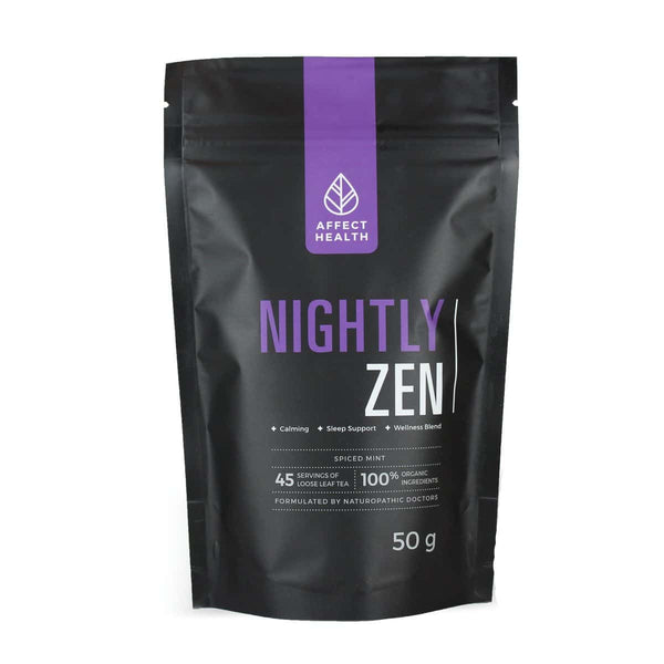 Affect Health Nightly Zen Sleep Tea