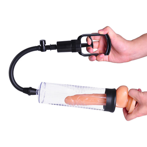 Image of Power Up Mens Penis Pump 8 inches