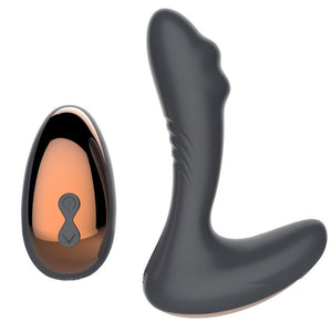 Canvor rechargable Vibrating and heating Prostate Massager