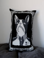 Load image into Gallery viewer, Pepel Upcycled Cushion