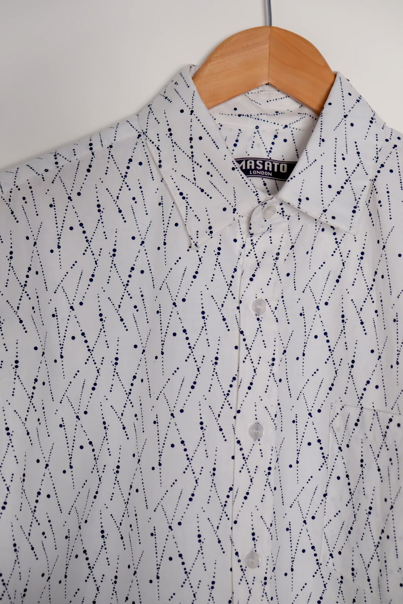 SPLASH COTTON MENS SHIRT
