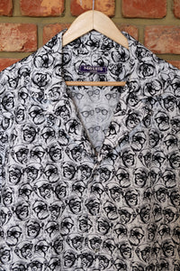 CHIMPS COTTON SHIRT