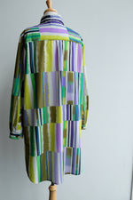 Laden Sie das Bild in den Galerie-Viewer, TANABATA baggy long shirt