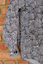 Load image into Gallery viewer, Zebra Oversize Cotton Shirt