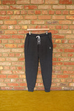 Load image into Gallery viewer, Cotton Fleece Unisex Jogger Pants - DARK GREY HEATHER