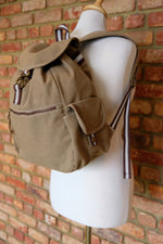 Load image into Gallery viewer, Sahara Adventure Canvas backpack