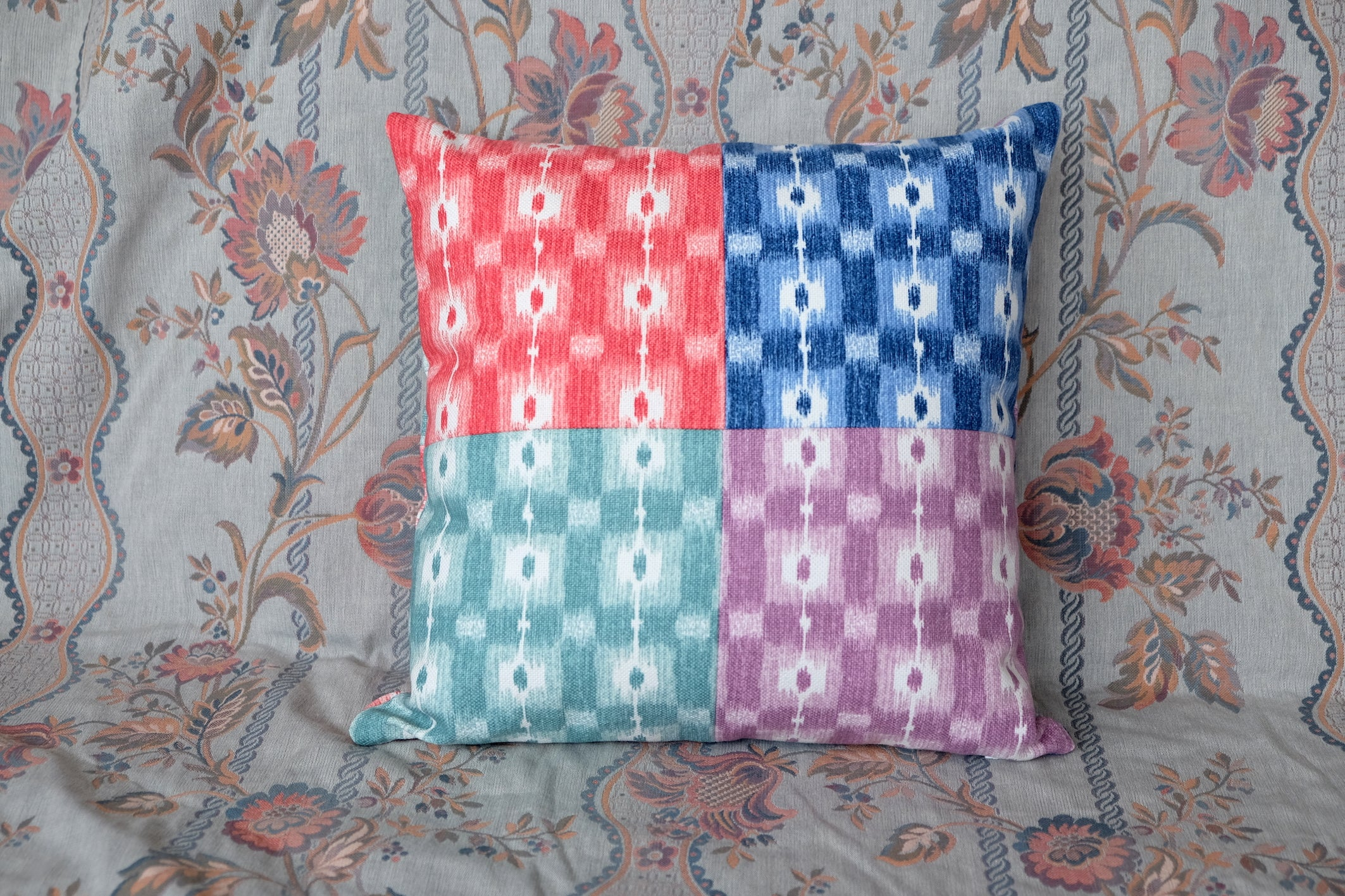 Four Gates Cotton Cushion