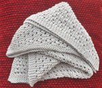 Load image into Gallery viewer, THISTLEDOWN BABY SHAWL SET