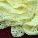 Load image into Gallery viewer, PRIMROSE BABY SHAWL
