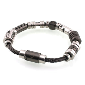 STAINLESS STEEL BRACELET: Loaded Storm