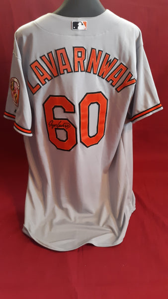 Ryan Lavarnway Game Used & Team Issued Items