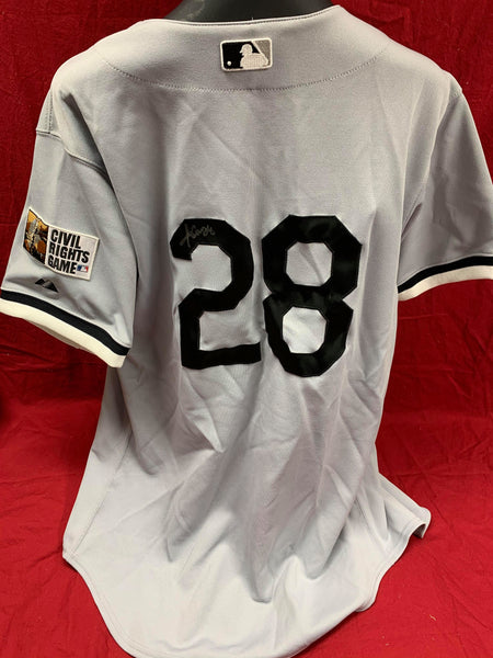Joey Cora Game Used & Team Issued Items