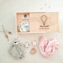 Load image into Gallery viewer, baby keepsake box gift