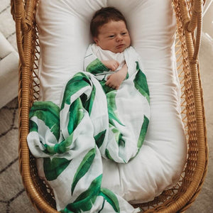 California Muslin Wrap | Snuggle Hunny Kids