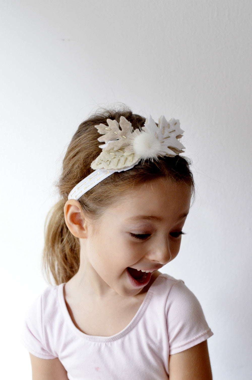 Woodland Elastic Headband