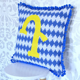 Personalized Armenian Pillow for Boys