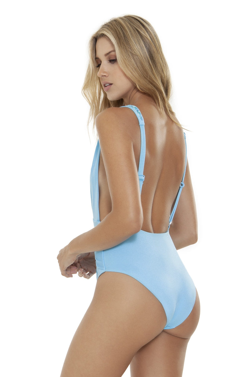 Agua Bendita Florentina Cotton Candy One Piece