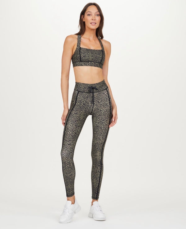 The Upside Leopard Yoga Pant