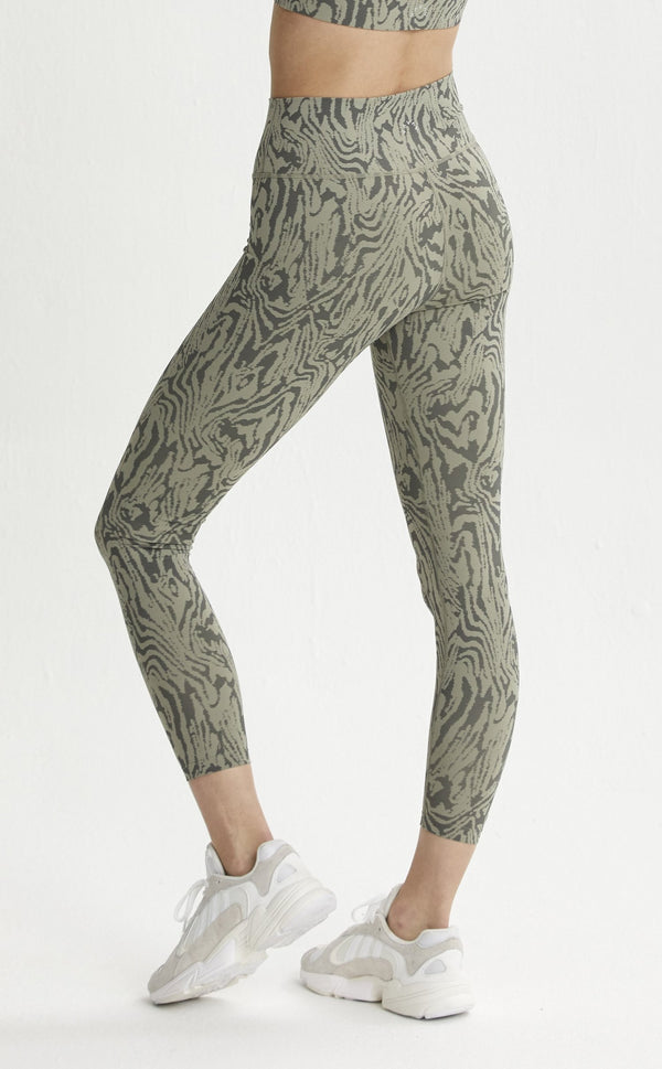 Varley Luna Legging Distorted Grain