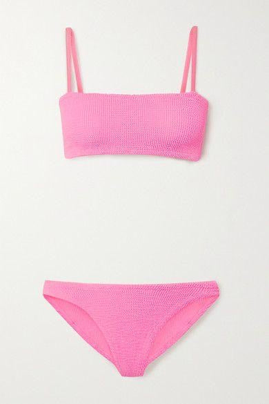 HunzaG New Gigi Bikini in Bubblegum Pink