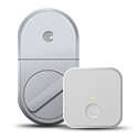 Smart Lock + Connect - Silver