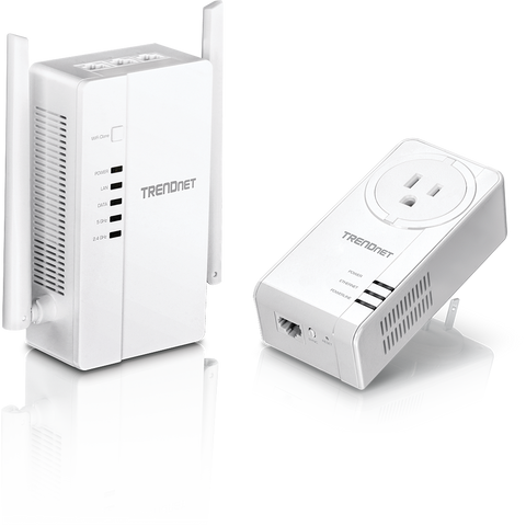 Kit WiFi CPL 1200 AV2 WiFi Everywhere™