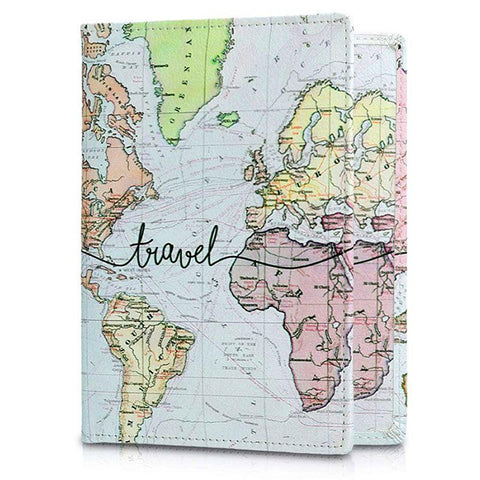 passport cover case, gift for boyfriend, gift for girlfriend