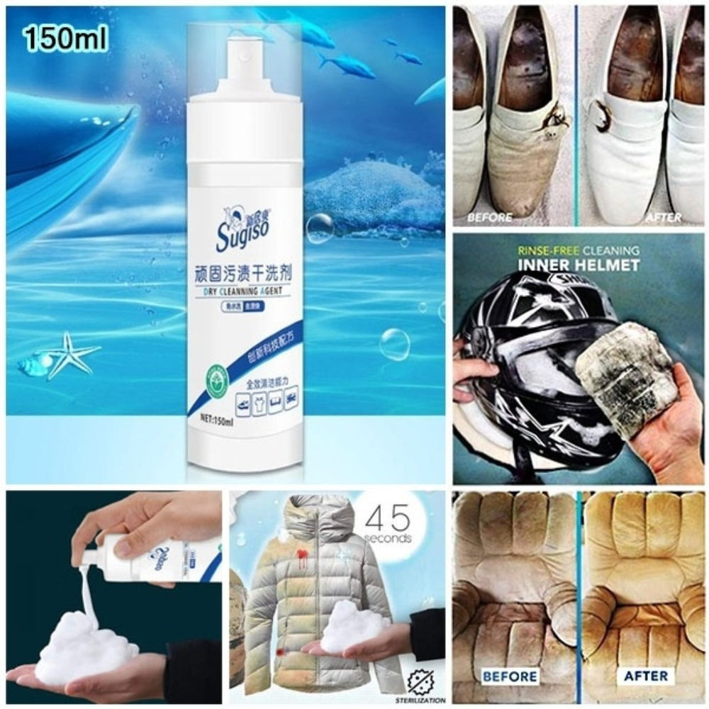 Waterless  Fabric Cleaning Spray
