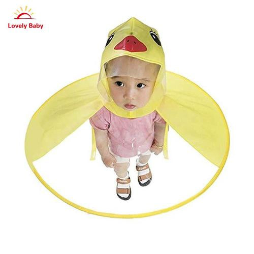 Rain Cover Creative Children's Raincoat