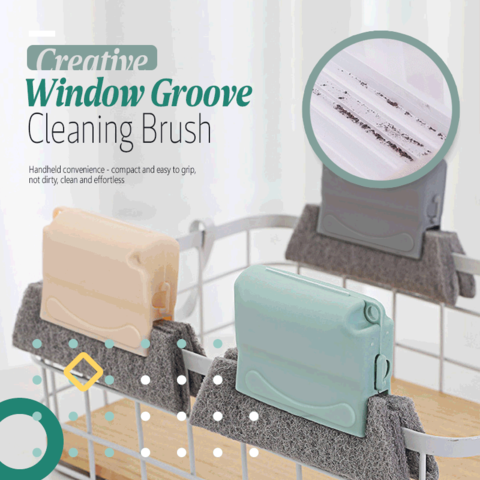 Magic window cleaning brush - ✨ Quickly clean all corners and gaps✨