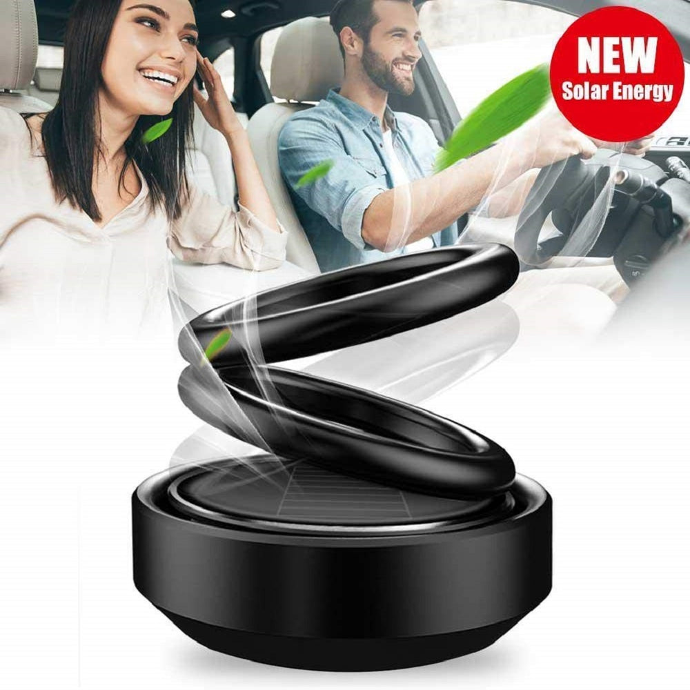 Double Ring Suspension Air Freshener  Perfume