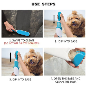 Fur & Lint Remover Brush