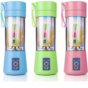 Active Mini Portable Rechargeable Fruit Juice