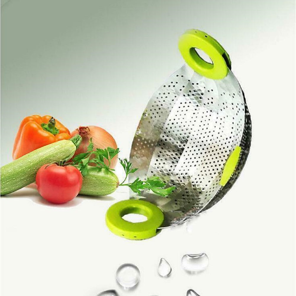 Load image into Gallery viewer, Multipurpose Colander Strainer